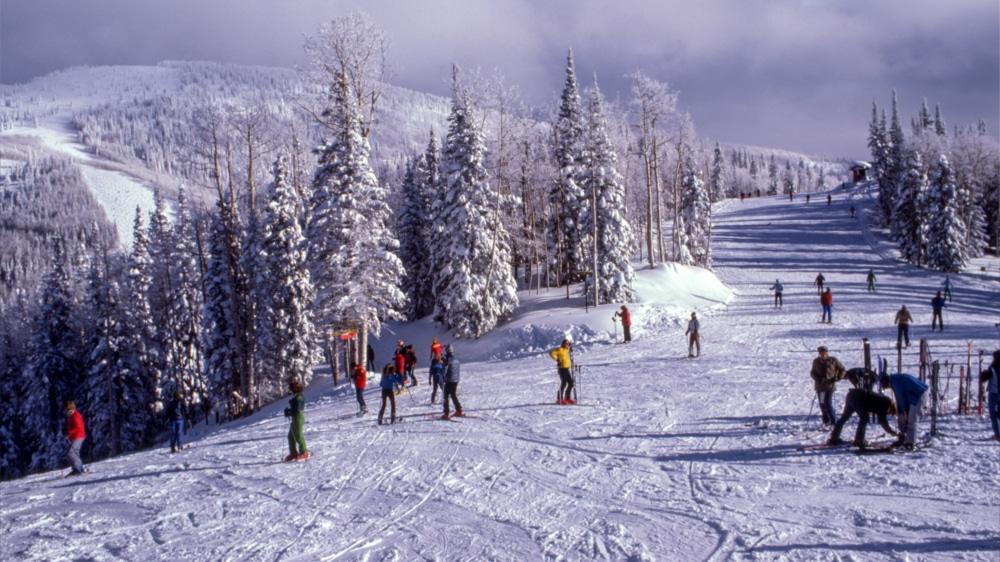 Castle on the Mountain - Bed & Breakfast and Cottage Accomodations Vernon BC - Silver Star Mountain Skiing 1
